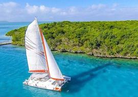 Catamaran Cruise mauritiusa